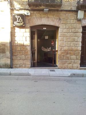 Pub Gimlet